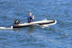 Wavewalk® 700 Rigid Inflatable Boat (RIB)