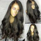 Glueless 360 Lace Virgin Hair Wig Remy Human Hair Wigs Baby Hair For Black Women