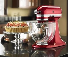 Our countertop appliances and major kitchen appliance suites are designed to help achieve all your culinary goals. Major Kitchen Appliances, Kitchen Aid Mixer, Small Appliances, French Kitchen, Red Kitchen, Candy Apple Red, Candy Apples, Kitchenaid Mixer Parts, Kitchenaid Standmixer