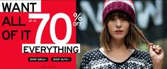 iShopinternational.com Shop International! Shop from the USA #Sale All Upto 70% OFF on Everything >>http://bit.ly/1rD2oK5