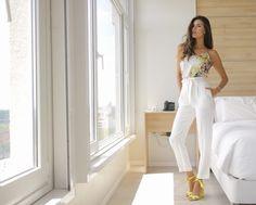 Pijamas para salir a la calle – Alba Riquelme