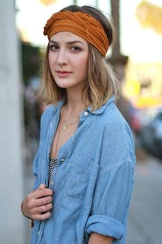 Style+Inspiration!+30+Ways+To+Rock+a+Head+Scarf+