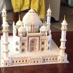 Look at what Will finished today largest Lego set ever made and number one on a Lego builders bucket list. He is the best by pfoxwell