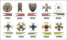Patches, Military, War, Badges, Polish, Historia, Polish Language, Vitreous Enamel, Badge