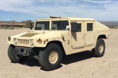 The U.S. Marine Corps. is offering up a limited quantity of authentic slant back humvees for a low price. Here's how you can get your hands on one.