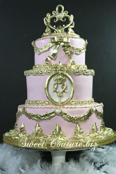 Gateau mariage Princess Yajaira wedding cake