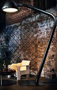 Stehlampe / modern / für Außenbereich / Aluminium THE OUTSIDER by Jacco Maris Jacco Maris Design