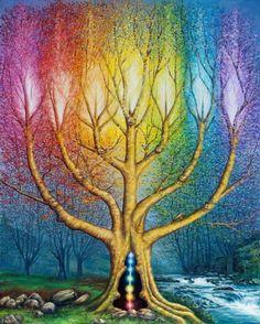 The Tree byAnodea Judith