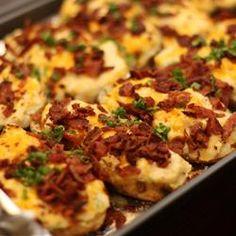 Ultimate Twice-Baked Potatoes