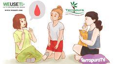 #Giovani #donne in fiore - Come affrontare il #menarca - Francesca Catelli #mestruazioni #peridodomestruale #educazionesessuale
