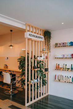 Salon de Coiffure Han — Rennes | Romance | Design d'intérieur + Décoration — Romance | Design d'intérieur + Décoration