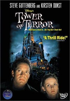 Tower of Terror (1997) Seeing as I actually went on the Disneyland ride, I'd give this one a shot
