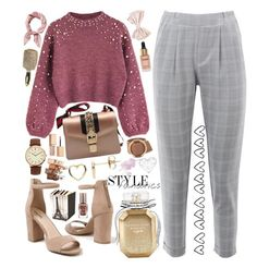 A fashion look from January 2018 featuring shirt top, checkered pants and heeled sandals. Browse and shop related looks. Checker Pants, Barry M, Nasty Gal, Maybelline, Victoria Secret, Fashion Looks, Venus, Polyvore, Shirts
