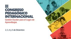 """Teresa Clotilde Ojeda Sánchez: Conferencia: """"Gestión Escolar"""" - Magali Robalino -..."""