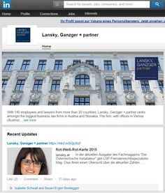 lansky ganzger Search People, Lawyer, Austria, Mansions, House Styles, Business, Manor Houses, Villas, Mansion
