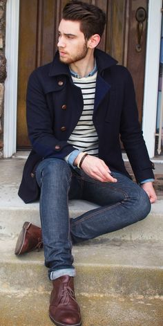 Everything You Need to Know about Peacoats