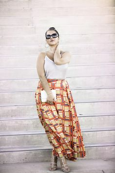 styling a maxi skirt Baily Lamb Forever 21 Skirt, Forever21, Lamb, Versace, Chicago, Skirts, Blog, Tops, Style