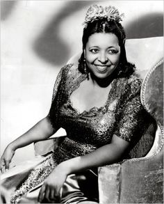 Ethel Waters (1896-1977) born in Pennsylvania. She is a most talented vocalist in blues, jazz,& gospel; recorded many records. Performed on stage & concerts. Acted in many films and briefly on the Beulah TV
