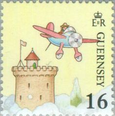 ◇Guernsey  1993    Rupert the Bear
