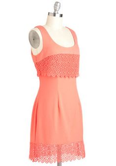 Tableau and Behold Dress, #ModCloth bridesmaid