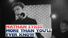 Nathan Sykes - 'Kiss Me Quick' (Capital Live Session)