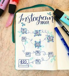 •• Instagram Tracker •• Siamo ancora in pochi ma piano piano stiamo crescendo grazie a tutte voi che mi sostenete #elibujo #bulletjournal #bulletjournalitalia #bujolove #bujo #bulletjournalcommunity #planwithme #leuchtturm1917 #planning #showmeyourplanner #bulletjournal2017 #bujo2017 #journalcommunity #notebook #art #doodle #calligraphy #handlettering #goodtype #handmadefont #followme #followbackteam #colors #stabilo #stabilopastel