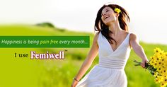 Femiwell -Your ultimate solution to all types of menstrual related problems #womenshealth #menstrualproblems #ayurvedictreatment #healthandwellness #femiwell #iusefemiwell