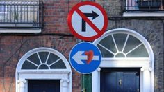 Clet Abraham: the artist behind the traffic sign stickers