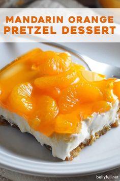 Dessert Salads, Dessert Bars, Fruit Salads, Cheap Clean Eating, Clean Eating Snacks, Light Desserts, Just Desserts, Jello Recipes, Dessert Recipes