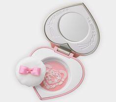 """sailor moon"" ""sailor moon compact"" ""sailor moon toys"" ""sailor moon merchandise"" ""sailor moon locket"" ""cosmic heart"" compact blush powder ""creer beaute"" ""miracle romance"" anime japan shop makeup cosmetics"