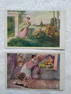 Degas Paintings, French Movies, Witch Cat, Postcard Art, Edgar Degas, Photo Postcards, Collage Art, Pink Ladies, Fairy