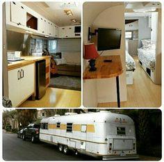78 Silver Streak trailer restoration