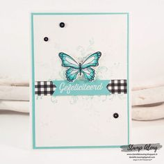 Stampin' Up! Stampin Up Catalog, Butterfly Crafts, Beautiful Handmade Cards, Stamping Up Cards, Congratulations Card, Paper Cards, Homemade Cards, Your Cards, Gift Tags