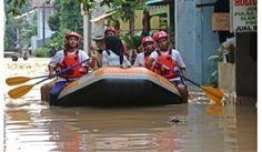 Jebolnya Tanggul Kali Sunter dan Duka dari Banjir Cipinang Melayu