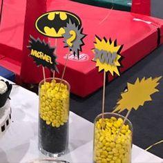 This item is unavailable Lego Batman Birthday, Superman Party, Superhero Birthday Party, Baby Boy 1st Birthday Party, 6th Birthday Parties, Superhero Party Decorations, Batman 2019, Etsy App, Iphone