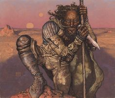 Dr. Liet-Kynes by Mark Zug for Dune