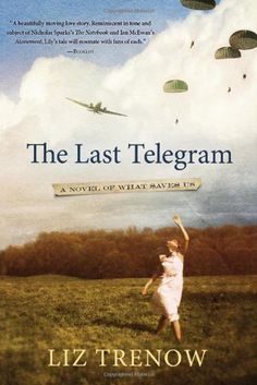 """Read """"The Last Telegram"""" by Liz Trenow available from Rakuten Kobo. """"Trenow's first novel chronicles civilian life in England during the terrors of war while also weaving a beautifully mov. Novels To Read, Books To Read, The Guernsey Literary, First Novel, Book Nooks, Historical Fiction, Romance Novels, Nonfiction Books, Great Books"""