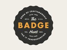 The Badge Hunt Presentation