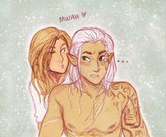 Aelin&Rowan