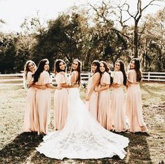(color of bridesmaid dresses)