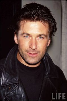 Alec Baldwin must had broken quite a few hearts on Long Island when he was young.