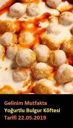 Joghurt Bulgur Fleischbällchen Rezept - - Pratik Hızlı ve Kolay Yemek Tarifleri Chicken Parmesan Pasta, Yogurt Recipes, Homemade Beauty Products, Meatball Recipes, Macaroni And Cheese, Good Food, Health Fitness, Food And Drink, Tasty