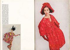Richard Avedon China Machado Pictures | China Machado on her fabulous life