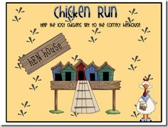 FREE Word Work for Reading Street Tippy Toe Chick Go (Reading Street 1st Grade story)
