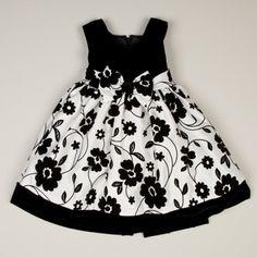 Toddler Floral Woven Dress - Toddler Girl Dresses - Events