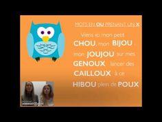 La chanson des OUX - YouTube