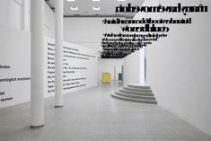 Go See – Bonn: Liam Gillick at Bundeskunsthalle through August 8, 2010