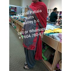 Glace cotton all over Patiala suit with machine embordiery. More details call or Whatsapp +1 604-780-8190