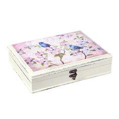 Bird Decorative Box, 29 x 21.5 x 7cm, $17 !!