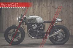How To Build A Cafe Racer: Bone lines, swoops and cut-off points: a pro designer reveals the tricks that lift a cafe racer motorcycle build from good to great.